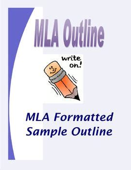 Mla format for thesis paper